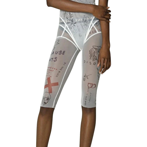 TTSWTRS Womens Pants Printed Leggings