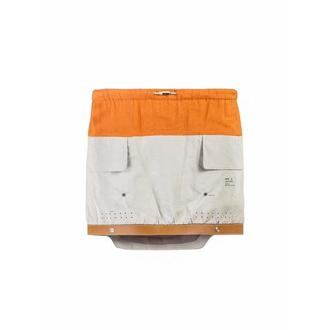 Undercover Skirts Small / Orange short Mini Skirt