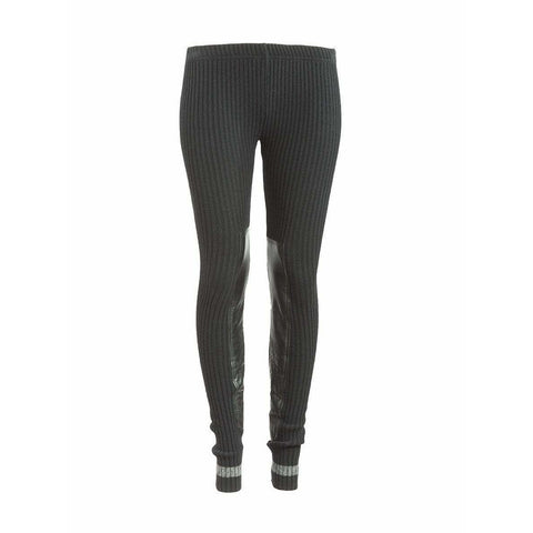 Undercover Womens Pants 2 / Black Panel Leggings
