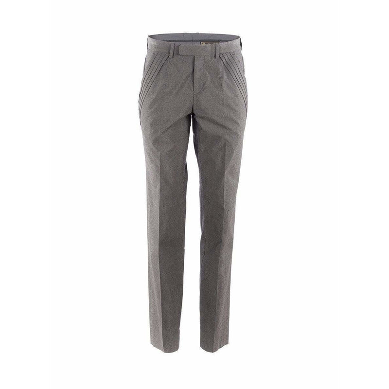 Undercover Womens Pants 3 / Grey Pleated Trouser