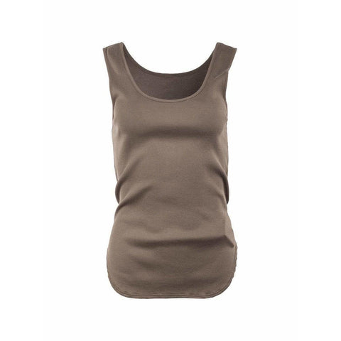 Undercover Womens Tops 2 / Olive Tank top
