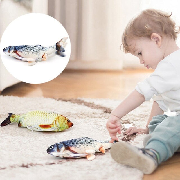 Baby Fish Toy™