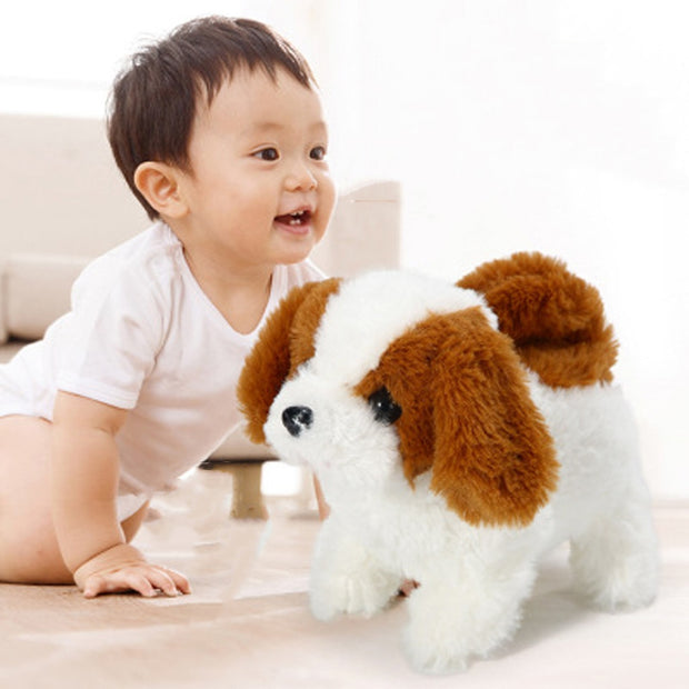 Lifelike Dog Toy