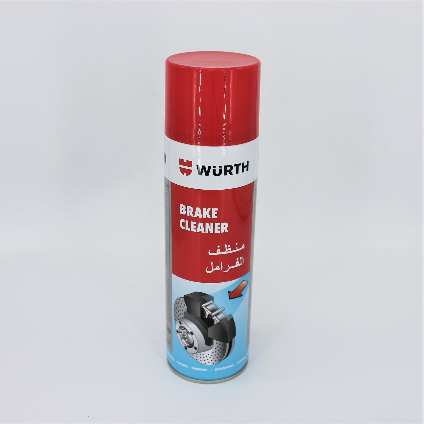 WURTH BRAKE CLEANER 500 ML