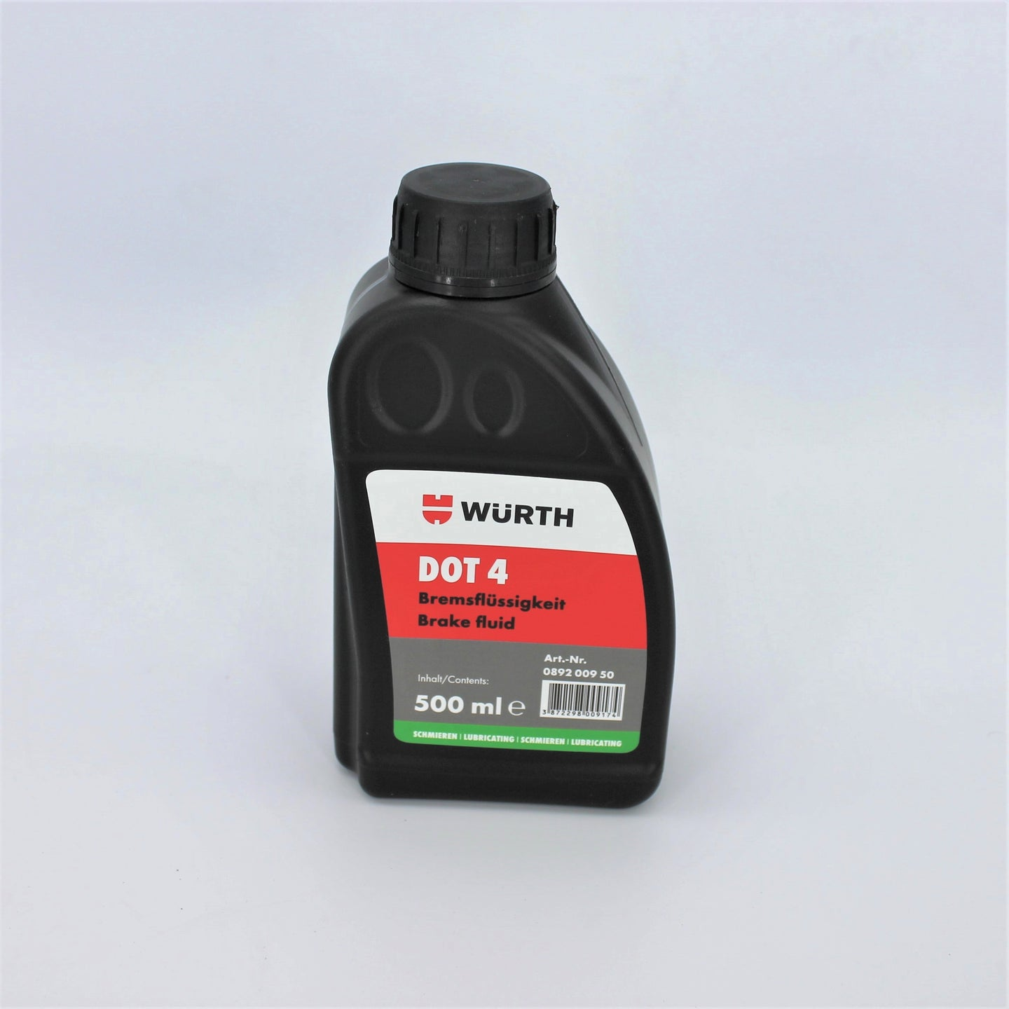 WURTH BRAKE FLUID DOT 4
