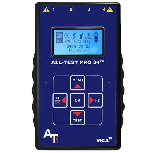 ALL-TEST PRO 34 - De-energized Motor Testing and Diagnosis