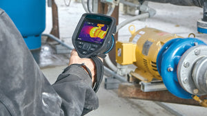 FLIR Exx Series Industrial/Commercial Handheld IR Cameras. Models E53, E75, E85 and E95