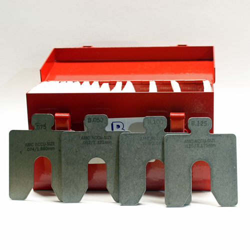 Shims - Stainless Steel Shim Kits for Precision Machine Alignment