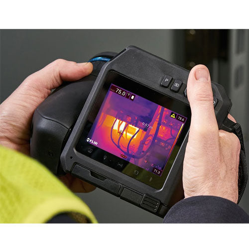 FLIR T530 and T540 Industrial/Commercial Handheld IR Cameras
