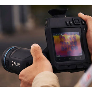 FLIR T840 and T860 Professional Infrared Cameras