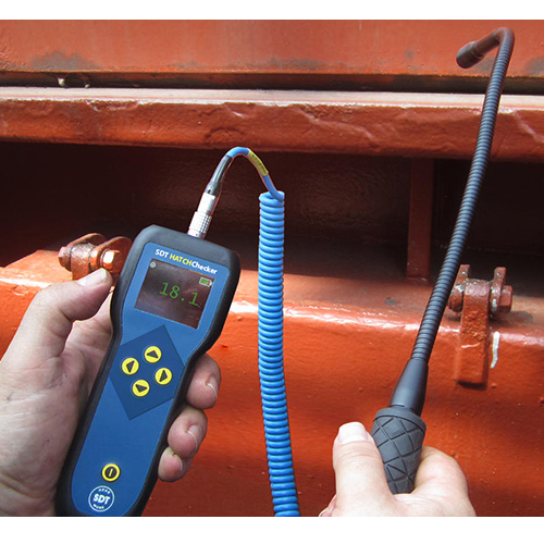 SDT HATCH checker - Affordable Ultrasound Hatch Tightness Testing