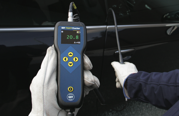 SDT TIGHT checker - Affordable Ultrasonic Tightness Testing