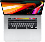 Macbook Pro 16 inches 2.3 GHz octa-core processor 1TB of storage AMD Radeon Pro 5500M