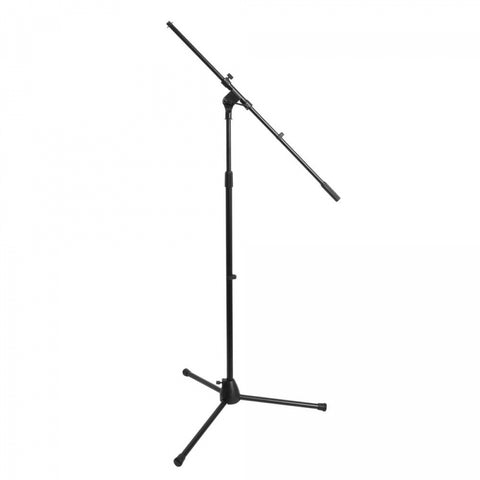 On Stage Euroboom Microphone Stand, Black