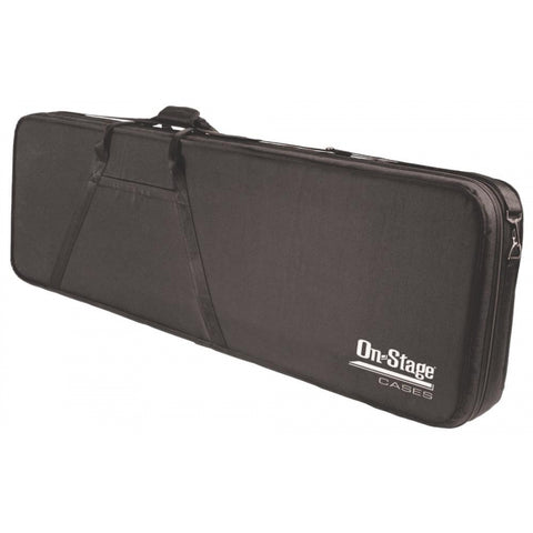 On Stage Polyfoam Bass Guitar Case