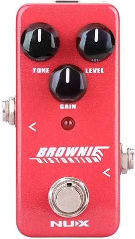 NUX MiniCore Brownie, Distortion