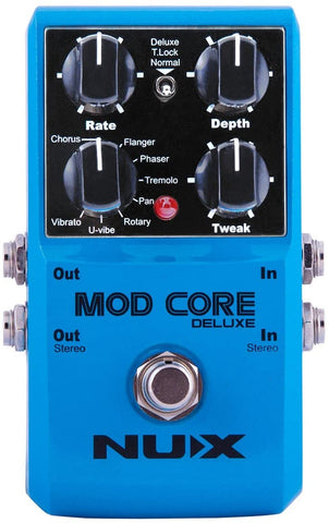NUX Mod Core Deluxe, Multi-Modulation Pedal