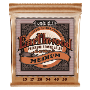 Ernie Ball Earthwood Phosphor Bronze Acoustic String Sets
