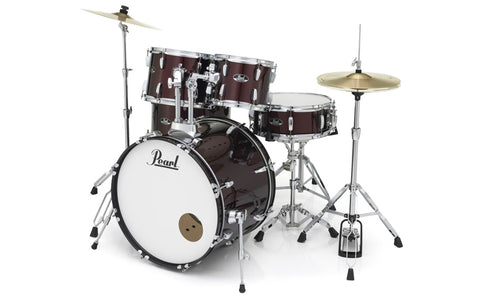 Pearl Roadshow 5pc Drumset w/ Hardware  *Floor Model, see description