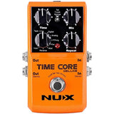 NUX Time Core Deluxe, Delay Pedal
