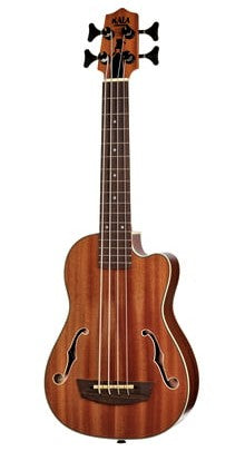Kala A/E Journeyman U-BASS with F-Holes
