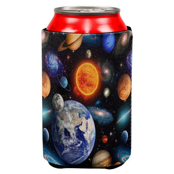 Galaxy Solar System All Over Can Cooler