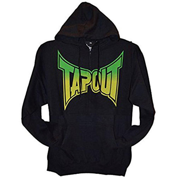 Tapout - Fade Mens Zip Hoodie