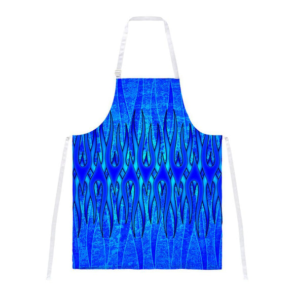 The Eternal Blue Flame All Over Apron