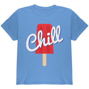 Summer Sun Ice Pop Chill Youth T Shirt