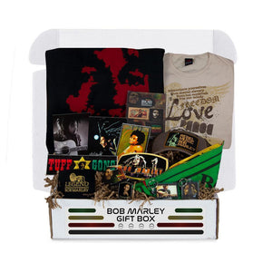 Bob Marley Womens Ultimate Fan Gift Box