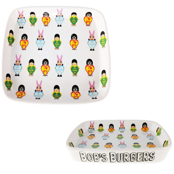 Bobs Burges - Kids Monograms Soap Dish