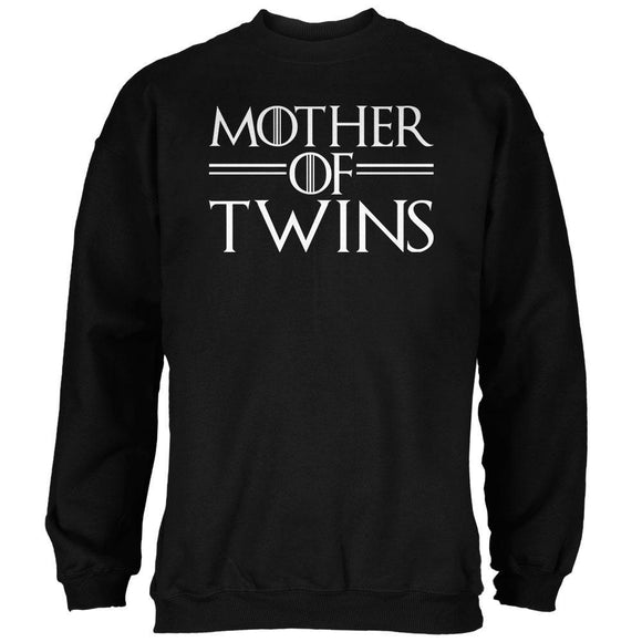 Mother's Day Mother Of Twins Mens Sweatshirt