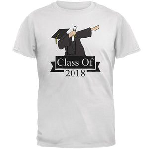 Dabbing Graduate Class Of 2018 Mens T Shirt