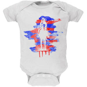 4th of July Original American Soft Baby One Piece