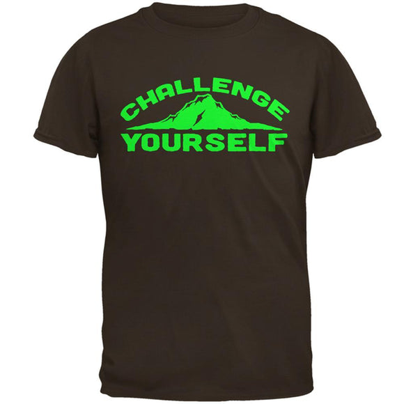 Challenge Yourself Mens T Shirt