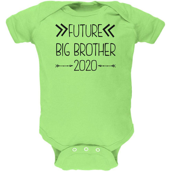 Future Big Brother Arrows 2020 Soft Baby One Piece