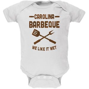 Carolina Barbeque Like It Wet Soft Baby One Piece