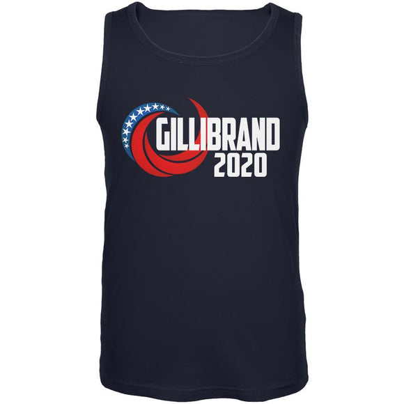 Presidential Election 2020 Kirsten Gillibrand Swoosh Mens Tank Top