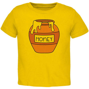 Halloween Honey Pot Honeypot Costume Toddler T Shirt