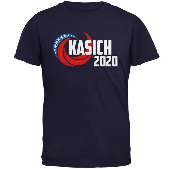 Presidential Election 2020 John Kasich Swoosh Mens T Shirt