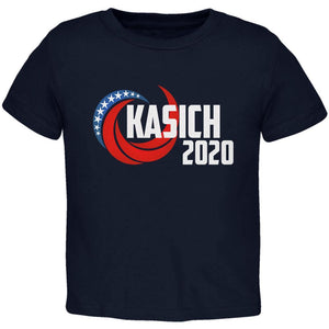 Presidential Election 2020 John Kasich Swoosh Toddler T Shirt