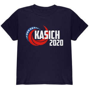 Presidential Election 2020 John Kasich Swoosh Youth T Shirt