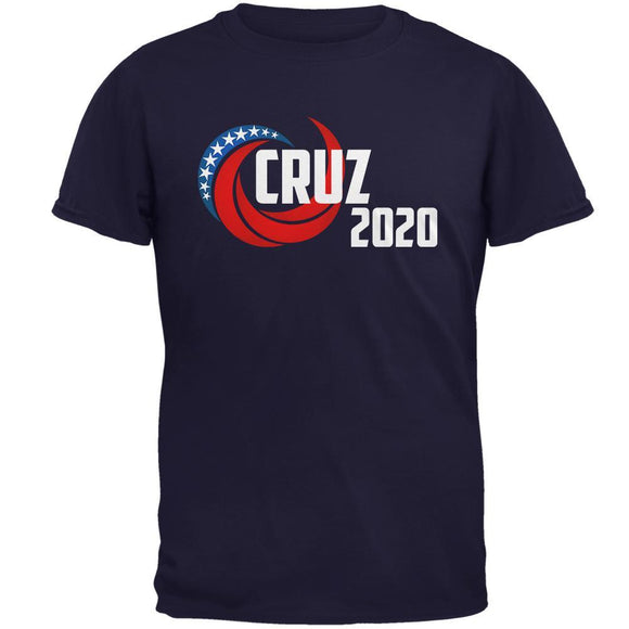 Presidential Election 2020 Ted Cruz Swoosh Mens T Shirt