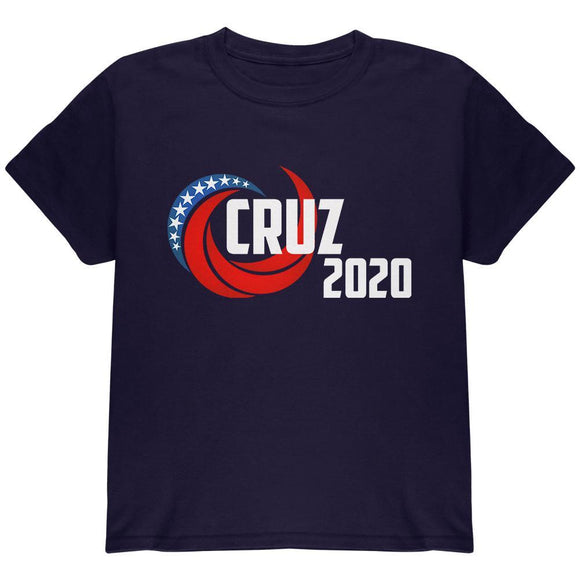Presidential Election 2020 Ted Cruz Swoosh Youth T Shirt