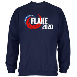 Presidential Election 2020 Jeff Flake Swoosh Mens Sweatshirt