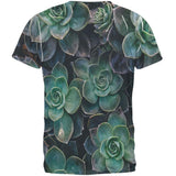 Halloween Succulent Costume Nature All Over Mens T Shirt