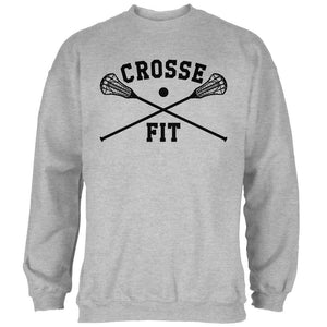 Lacrosse Crosse Fit Mens Sweatshirt