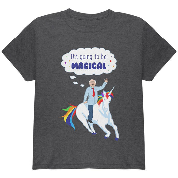 Election 2020 Bernie Sanders is Magical Unicorn Youth T Shirt