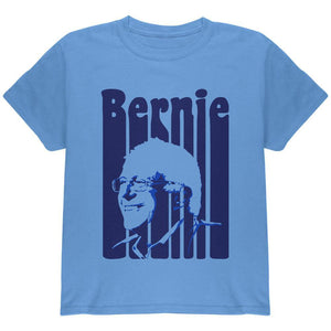 Election 2020 Retro 70s Color Bars Bernie Sanders Youth T Shirt