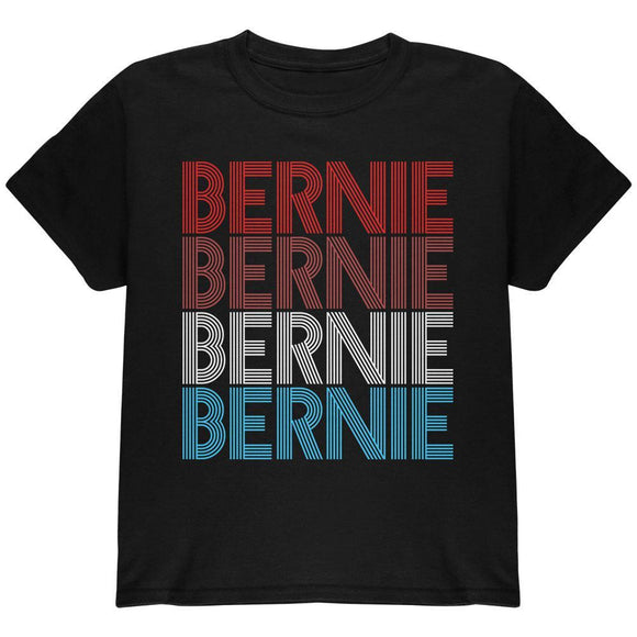 Election 2020 Bernie Sanders Vintage Style USA Youth T Shirt